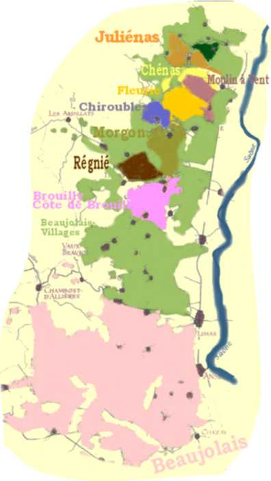 Carte Bourgogne Viticole.Baronnat Jean Le Respect Du Vin La Bourgogne Viticole